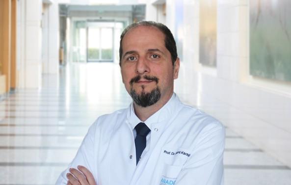 Бюлент Карагёз — квалифицированная помощь в медицинском центре Anadolu
