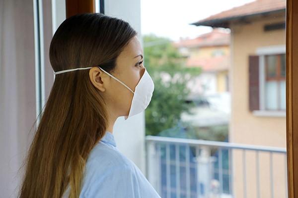 Ношение медицинской маски