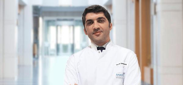 Рашад Рзазаде — квалифицированная помощь в медицинском центре Anadolu