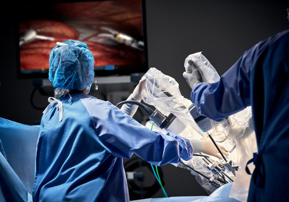Роботизированная кардиохирургия