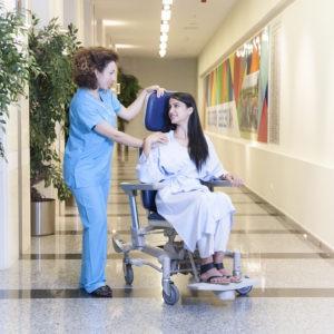 Помещения клиники
